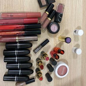 Mac urban decay used lipstick set